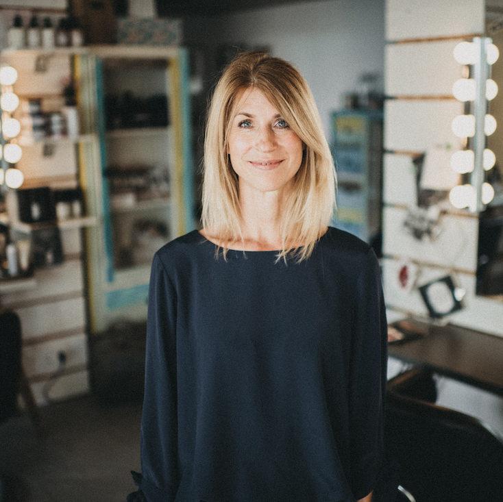 Michaela Dostert ist Friseurin bei Raskopp Hair & Make-up in Luxemburg – 30 Minuten von Trier entfernt